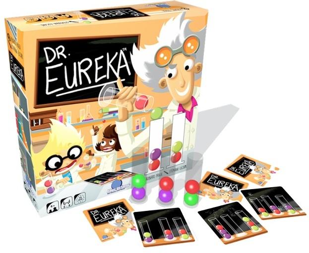 docteur euréka géant, location jeux Segré, Quedujouet, 49