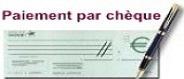 Paiement par chèque Quedujouet Segré