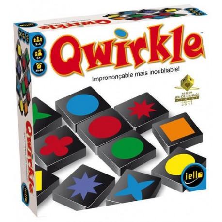 Qwirkle, modèle classique, Iello