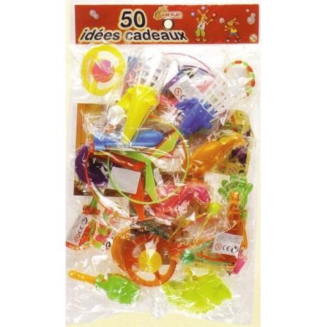 50 MAXI idées jouets cadeaux