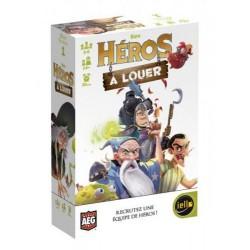 Héros à louer, Mini games, Iello