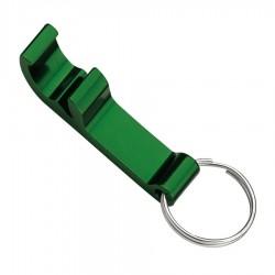 Porte clé décapsuleur métal