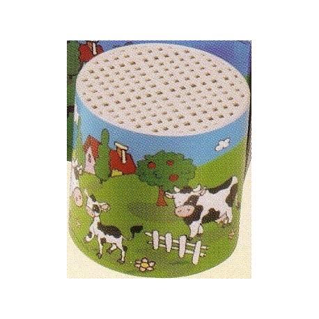 Boite à meuh, voix de vache
