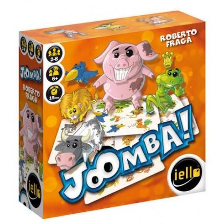 Joomba, Iello Le nouveau jeu délirant de Roberto Fraga !