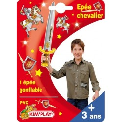Epée chevalier gonflable 60 cm