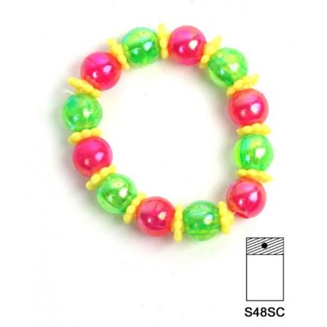 Bracelet bijou perles