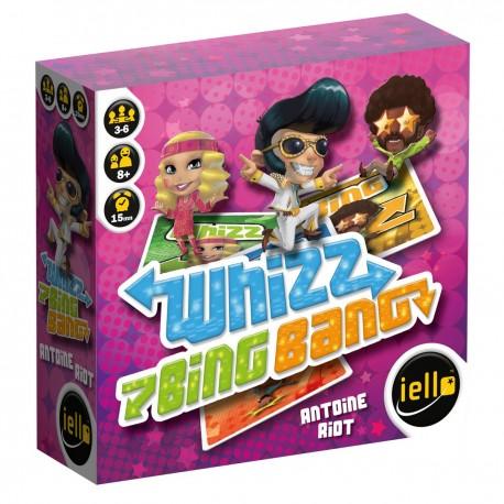 Whizz Bing Bang, Iello : Saurez-vous garder le rythme ?