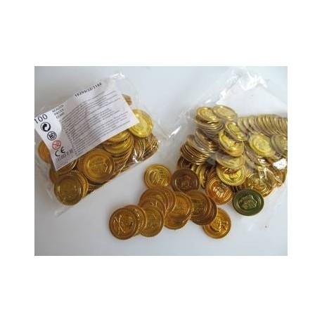 100 pièces d'or