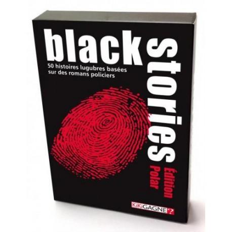 Black Stories: Polar