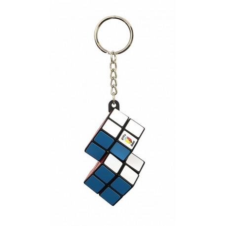 Porte clé Cube Logique double