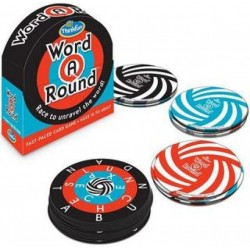 Word Around, version française, Thinkfun