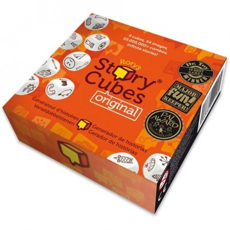 Story Cubes original, Asmodée : Lancez les dés, inventez des histoires