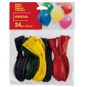 Ballons cristal (x24)