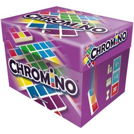 Chromino, Asmodée : les dominos prennent de la couleur