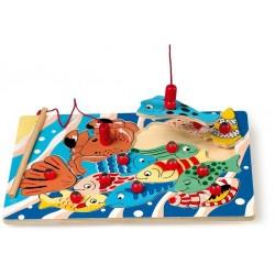Puzzle pêche à la ligne
