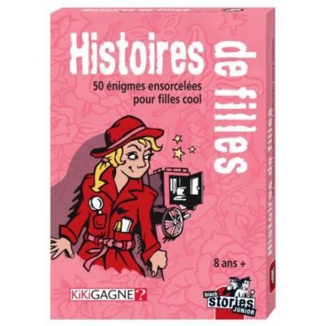 Black Stories junior : Histoires de filles