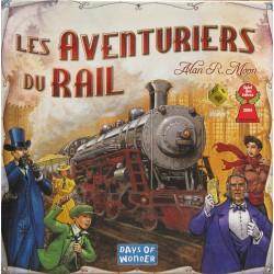 Les aventuriers du rail, Days of Wonder