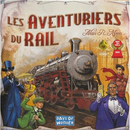 Les aventuriers du rail, Days of Wonder, Ticket to ride
