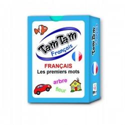Tam Tam Français, les premiers mots