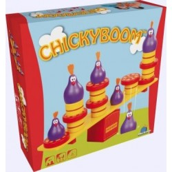 Chickyboom, Blue Orange
