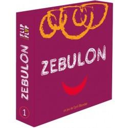Zebulon, Flip Flap éditions