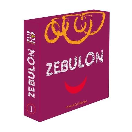 Zebulon, Un jeu de carte simple et efficace : observation et rapidité