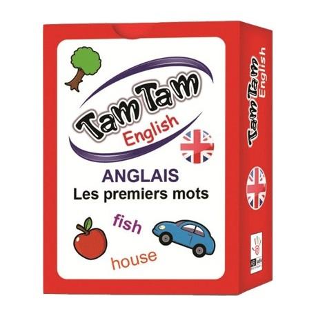 Tam Tam, Anglais, les premiers mots