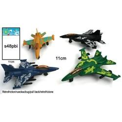 Avion de chasse 11 cm