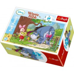 Puzzle Winnie l'Ourson, modèle 5