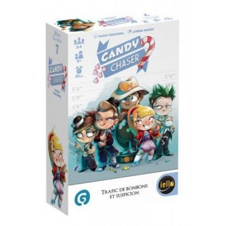 Candy Chaser, chasseur de bonbons, Iello, Mini Games