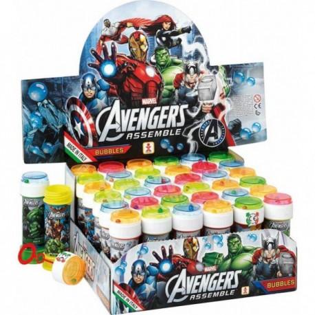 Bulle de Savon Avengers, 60 ml (x36)