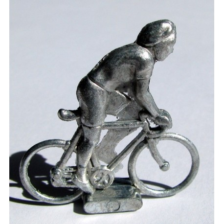 Mini cycliste métal, position grimpeur, Tour de France