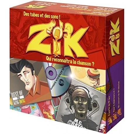 ZIK : des tubes et des sons. qui reconnaitra la chanson ?