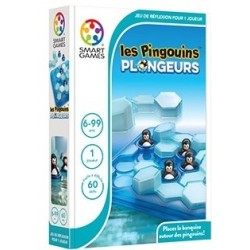 Les pingouins plongeurs, Smart Games