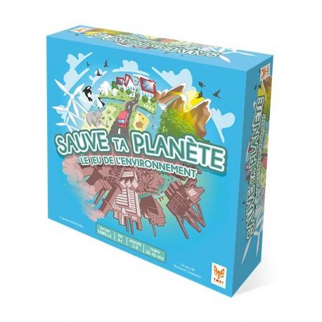 Sauve ta planète, Topi Games : des questions sur l'environnement, la nature ou l'écologie