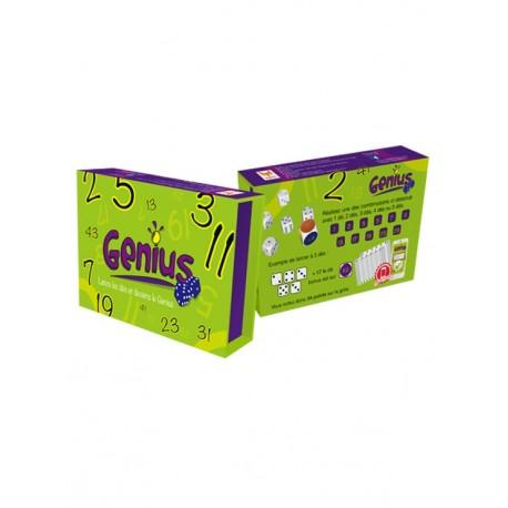 Genius, Topi Games : jeu de dés, idéal pour l'apéro