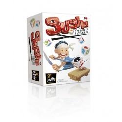Sushi Dice, défi de dés