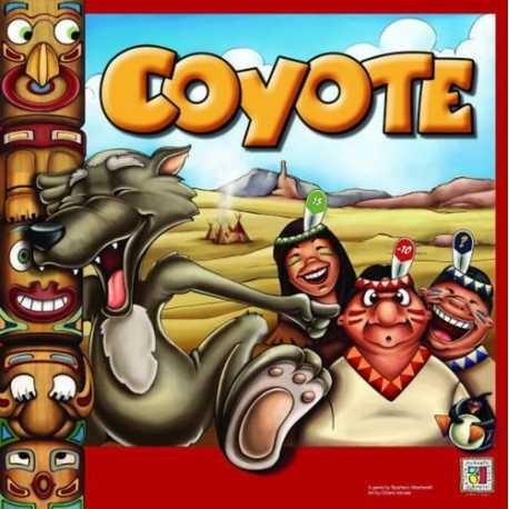 Coyote, Oliphante : jeu d'ambiance et de calcul !