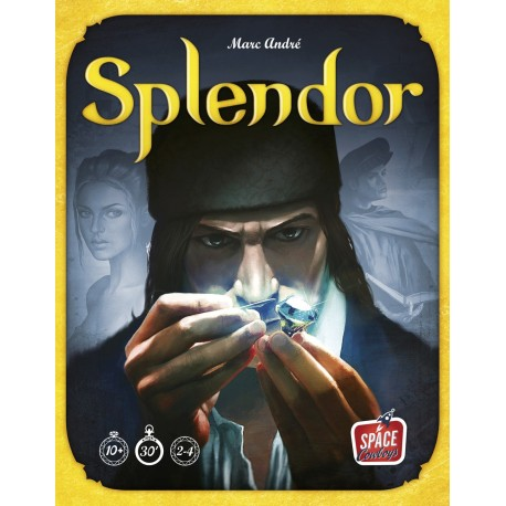 Splendor, Space Cowboys : Un jeu tactique, rapide et addictif !