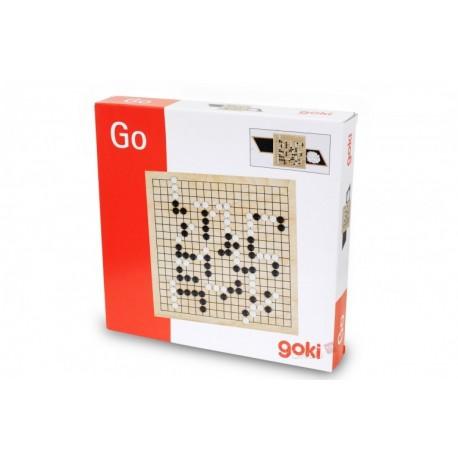 Jeu de Go, avec tiroirs, Goki