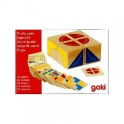 Jeu de puzzle, Kubus, Goki