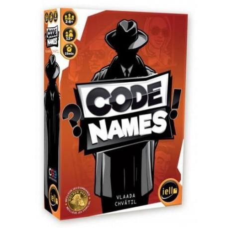 Codenames, Iello : un jeu d'association d'idées