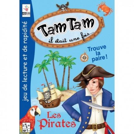 Tam Tam Pirates, AB Ludis, il était une fois : les pirates