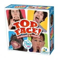 Top face, le jeu qui autorise les grimaces en famille !
