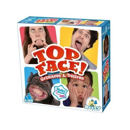 Top face, le jeu qui autorise les grimaces en famille