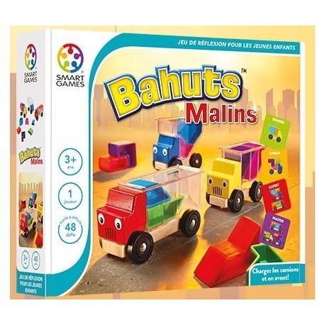 Bahuts malins, Smart Games, jeu de réflexion pour les jeunes enfants