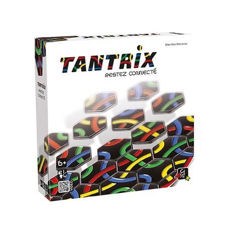Tantrix stratégie, Gigamic : gardez la ligne !