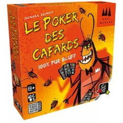 Poker des cafards, Gigamic