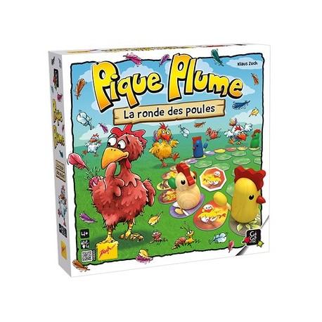 Pique Plume, Gigamic : Un jeu de mémoire déplumant