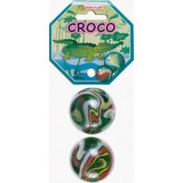 Maxi boulard croco (x2)
